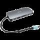i-tec dokovací stanice USB-C Metal Nano Dock, HDMI, VGA, LAN, PD, 100 W