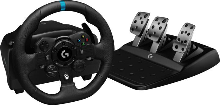 Logitech G923 X (PC, XONE, Xbox Series)
