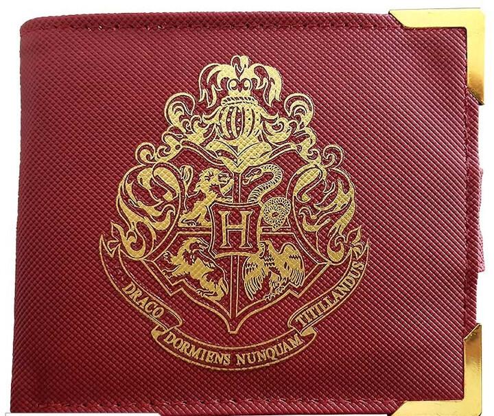 Peněženka Harry Potter - Golden Hogwarts
