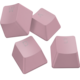 Razer vyměnitelné klávesy PBT Keycap Upgrade Set, 120 kláves, růžové