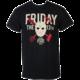 Tričko Friday The 13th - Day of Fear (XL)