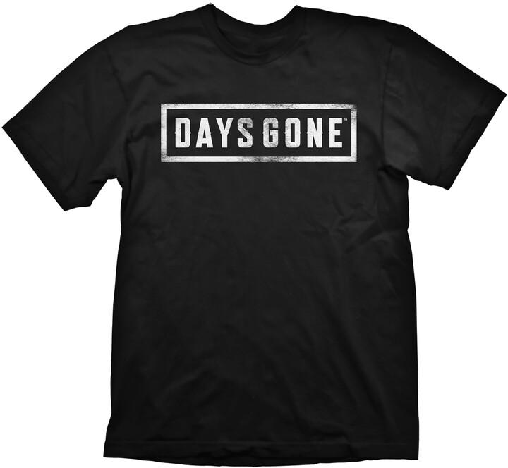 Tričko Days Gone - Logo (S)