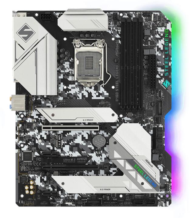 ASRock B460 Steel Legend - Intel B460