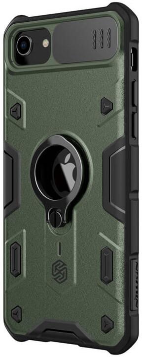 Nillkin zadní kryt CamShield Armor pro iPhone 7/8/SE(2020), tmavě zelená