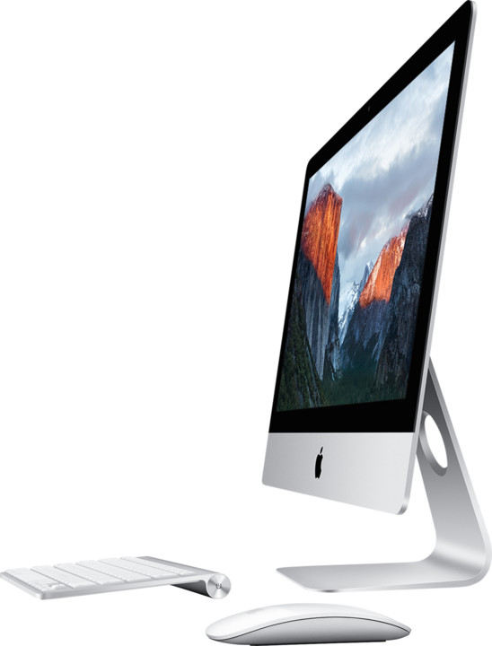 "Apple iMac 21,5"" 4K Retina, i5 3.1GHz/8GB/1TB/Intel Iris Pro 6200"