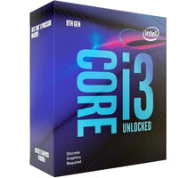 Intel Core i3-9350KF - BX80684I39350KF