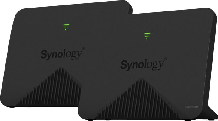 Synology MR2200ac Mesh router, sada I.
