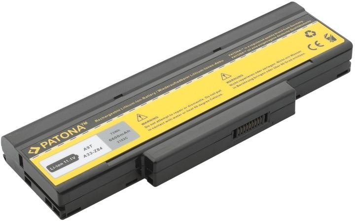 Patona baterie pro ASUS, A9/F3/ Z53 6600mAh Li-Ion 11.1V