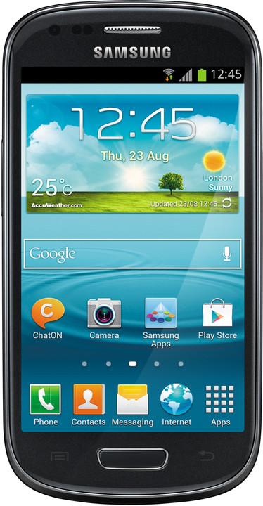 Samsung GALAXY S III mini (NFC) - 8GB, černá