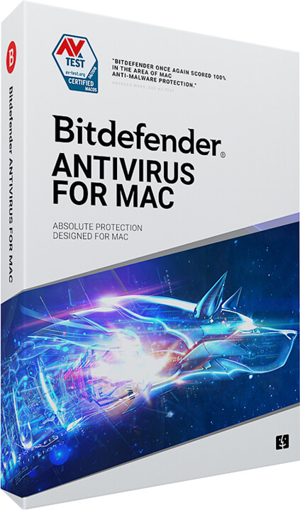 Bitdefender Antivirus for Mac - 5 licence (12 měs.)