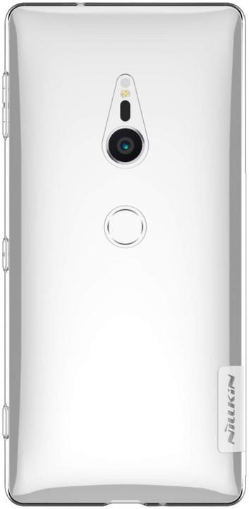 Nillkin Nature TPU Pouzdro pro Sony H8266 Xperia XZ2, transparentní