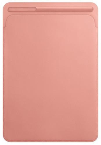 """Apple kožený návlek na 10,5"""" iPad Pro, bledě růžová"""