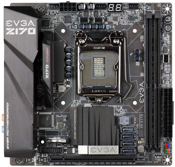 EVGA Z170 Stinger - Intel Z170