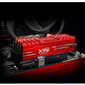 ADATA XPG GAMMIX D10 16GB (2x8GB) DDR4 3000, červená
