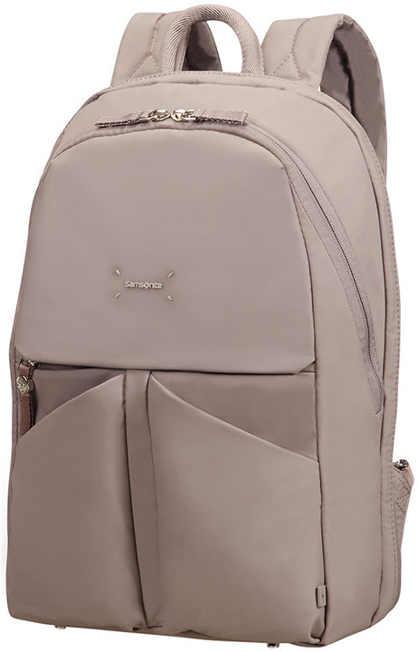 "Samsonite Lady Tech ROUNDED BACKPACK 14.1"", smoke"