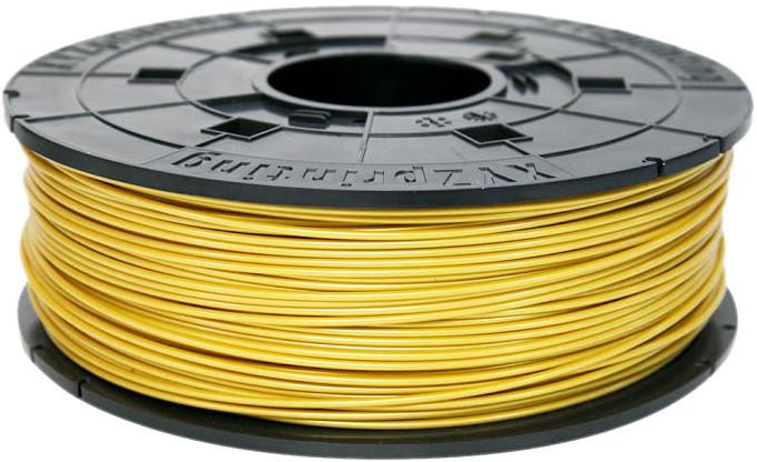 XYZprinting Filament ABS Gold 600g (limitovaná edice)