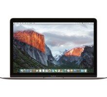 Apple MacBook 12, šedá - 2017 MNYF2CZ/A