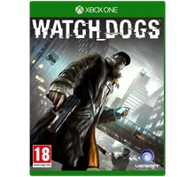 Watch Dogs: Special Edition (Xbox ONE) - 3307215733400