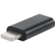 Gembird CABLEXPERT kabel USB Type-C adaptér pro Iphone (CF/Lightning M)