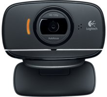 Logitech Webcam B525, černá - 960-000842