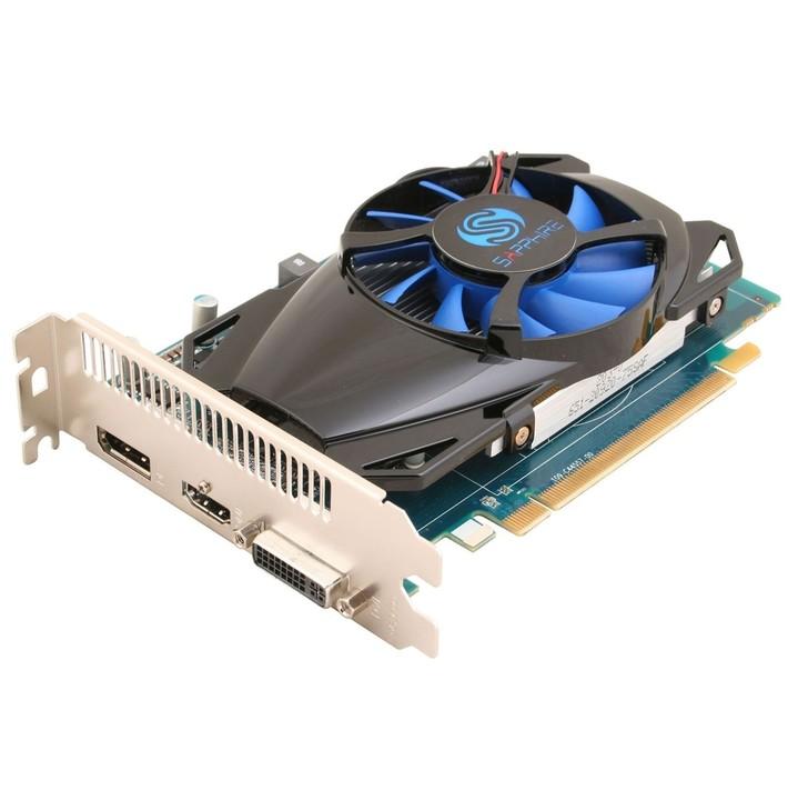 Sapphire HD 7750 2GB DDR3