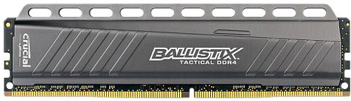 Crucial Ballistix Tactical 8GB DDR4 2666