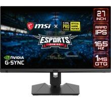 "MSI Gaming Optix MAG274QRF - LED monitor 27"""