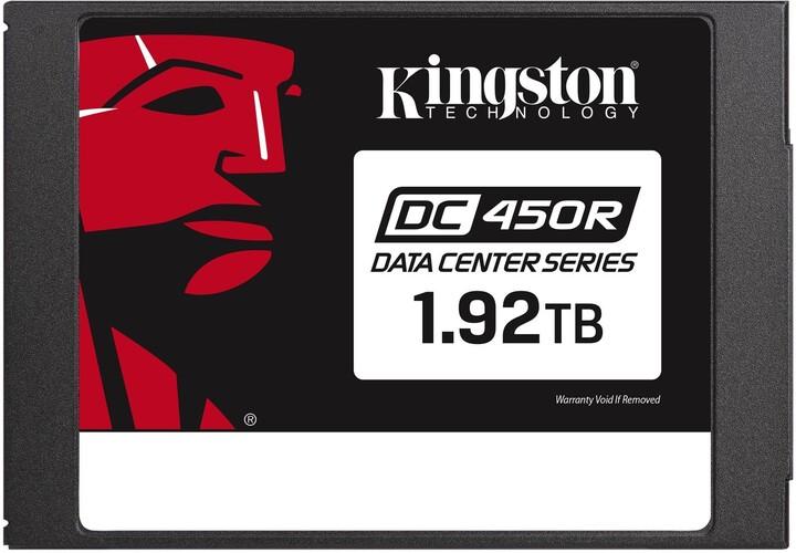 """Kingston Enterprise DC450R, 2.5"""" - 1,92TB"""