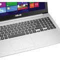 ASUS K551LA-XX127H, stříbrná
