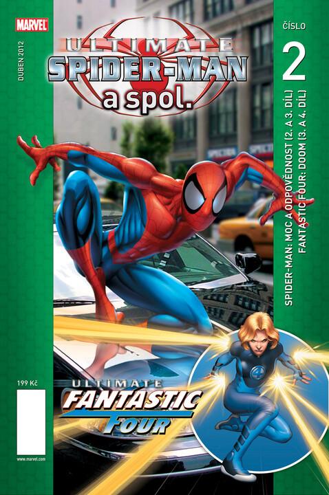 Komiks Ultimate Spider-Man a spol., 2.díl, Marvel