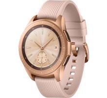 Samsung Galaxy Watch 42mm, růžovo-zlatá - SM-R810NZDAXEZ