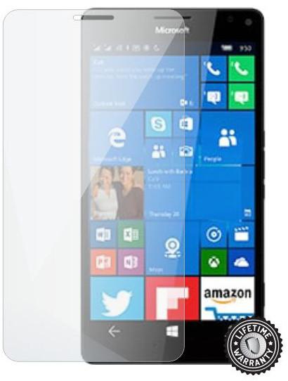 Screenshield temperované sklo na displej pro Microsoft Lumia 950 XL