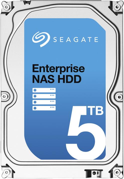 Seagate Enterprise NAS - 5TB + Rescue