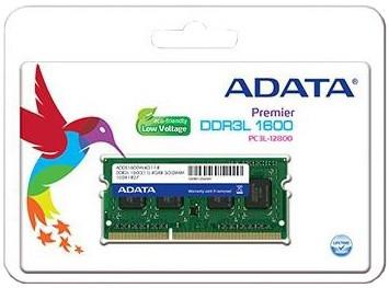 ADATA Premier 8GB DDR3 1600