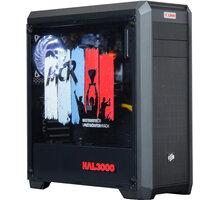 HAL3000 MČR Finale Pro, černá - PCHS2399
