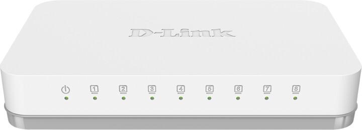 D-Link GO-SW-8G