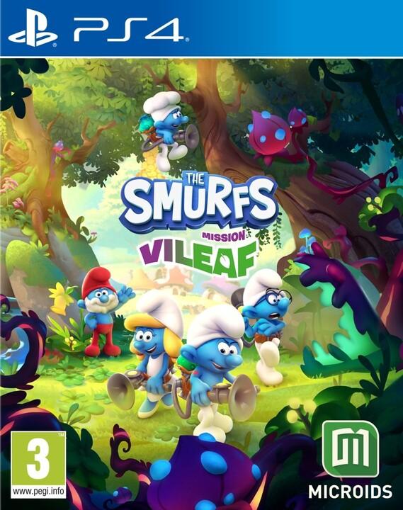 The Smurfs: Mission Vileaf (PS4)
