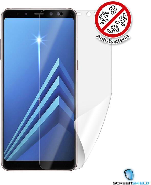 Screenshield ochranná fólie Anti-Bacteria pro Samsung Galaxy A8 (2018)