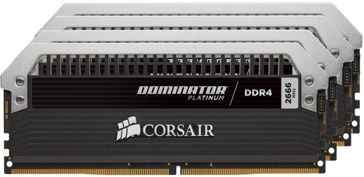 Corsair Dominator Platinum 16GB (4x4GB) DDR4 2666