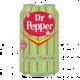 Dr. Pepper Sugar 335 ml