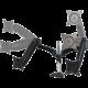 """Arctic Cooling Z2 3D stolní držák pro LCD do 27"""", USB 3.0 HUB, černý  + Voucher až na 3 měsíce HBO GO jako dárek (max 1 ks na objednávku)"""