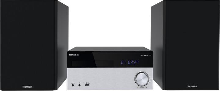 TechniSat DigitRadio 750, černá