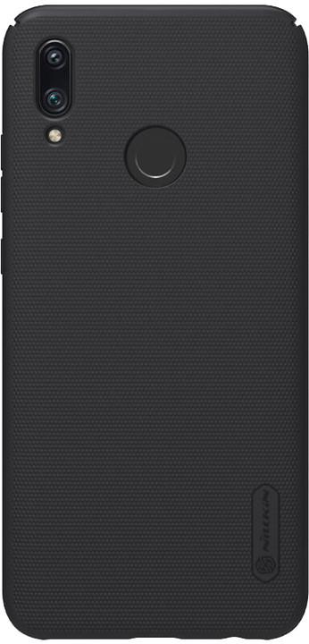 Nillkin Super Frosted zadní kryt pro Huawei P Smart 2019, černá