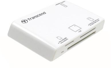 Transcend TS-RDP8W, bílá