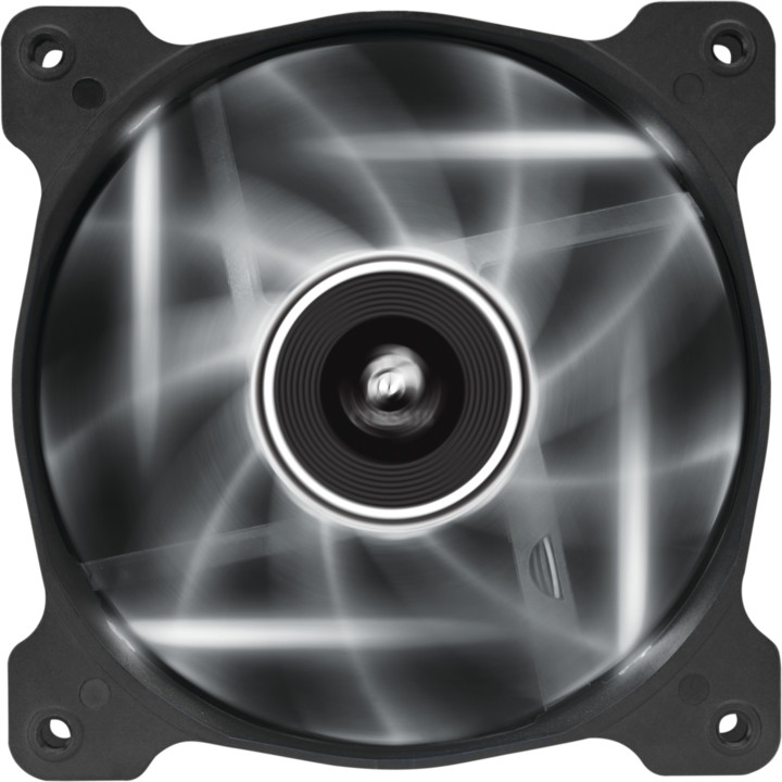 Corsair Air Series SP120, bílá led, 120mm