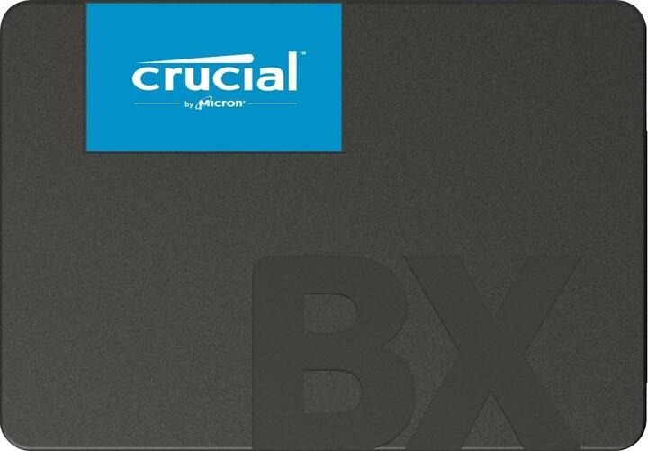 """Crucial BX500, 2,5"""" - 240GB"""