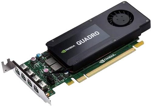 HP Quadro K1200 4GB