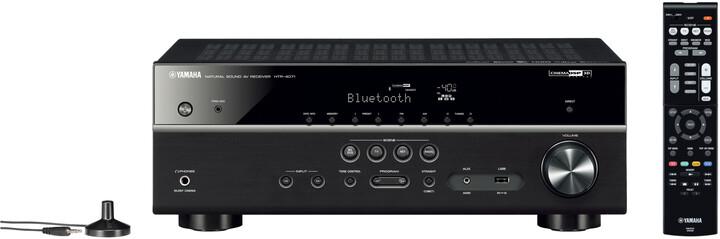 Yamaha HTR-4071, černá
