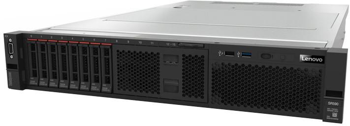 Lenovo ThinkSystem SR590 /S4110/Bez HDD/16GB/750W