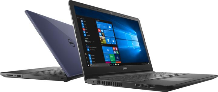 Dell Inspiron 15 (3576), modrá